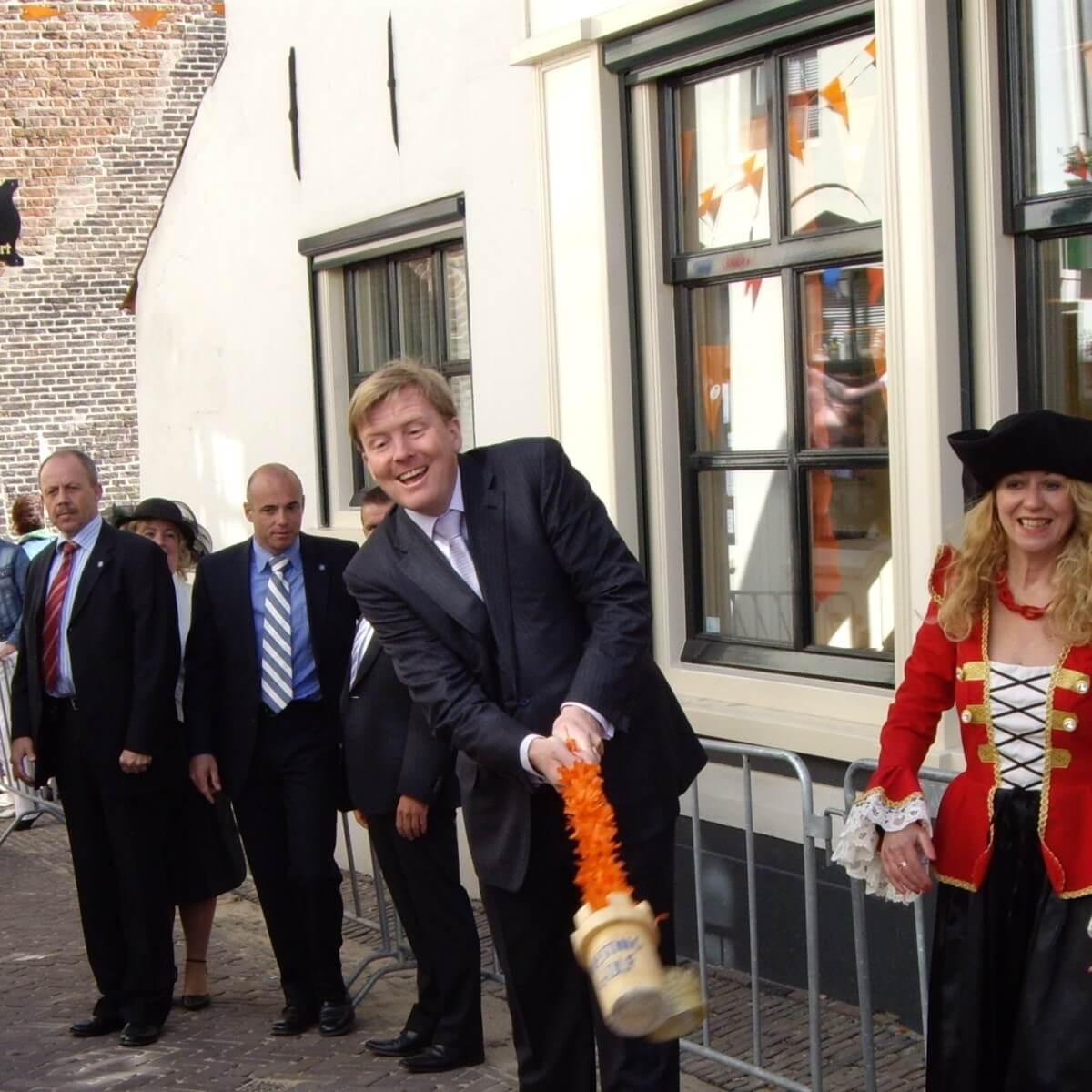 Vestinggolf in het mooie Zutphen.